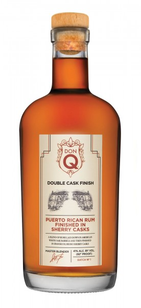 Don Q Don Q Double Aged Sherry Cask - Rum