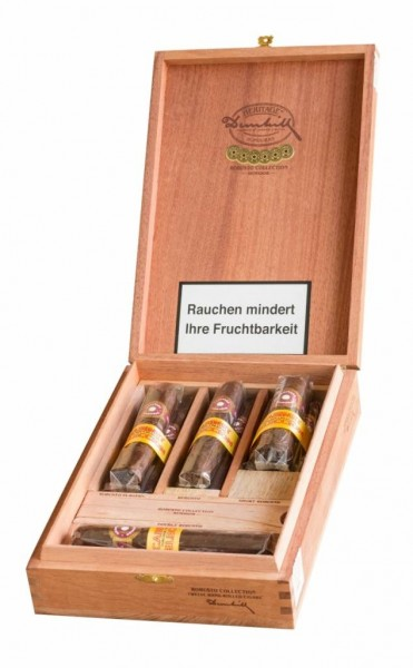 Dunhill Heritage Robusto Collection Humidor