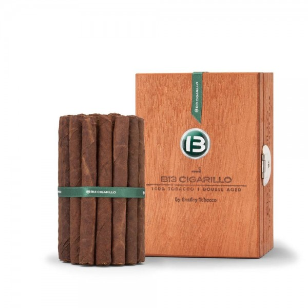 Bentley B13 Cigarillo (25er Holzkiste)