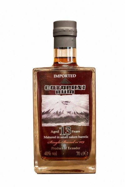 Cotopaxi Rum Cotopaxi 13 Jahre Single Barrel - Rum