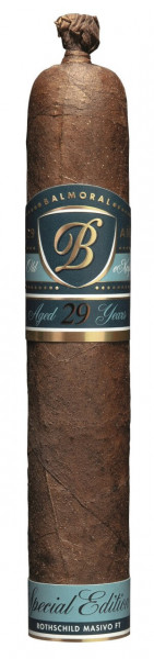Balmoral Anejo 29 Rothschild Massivo FT Special Edition