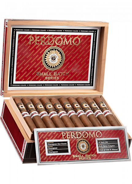 Perdomo Small Batch Series Sun Grown Rothschild