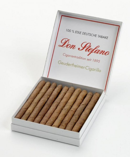 Don Stefano Geudertheimer Cigarillo - 20er