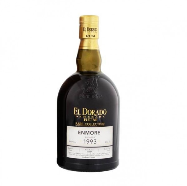 El Dorado Enmore 1993-2015 Rare Collection 0,7L - Rum Limited Edition