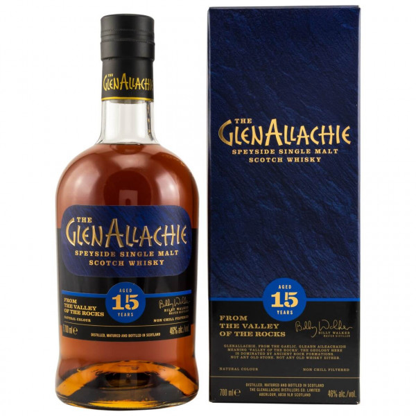 The Glenallachie Distillers Co. Limited GlenAllachie 15 Jahre