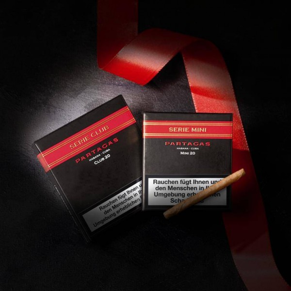 Partagas Zigarillos Series Club (20er Packung)