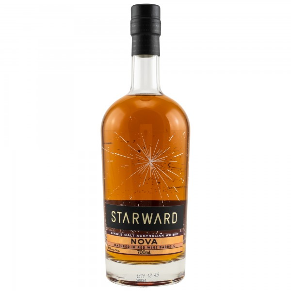 Starward Nova Single Malt Australian Whisky