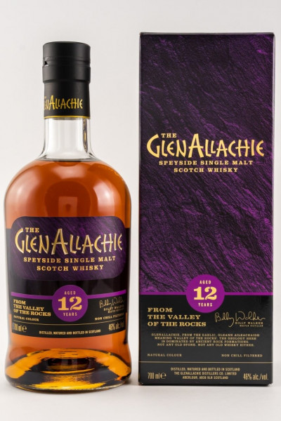 The Glenallachie Distillers Co. Limited GlenAllachie 12 Jahre