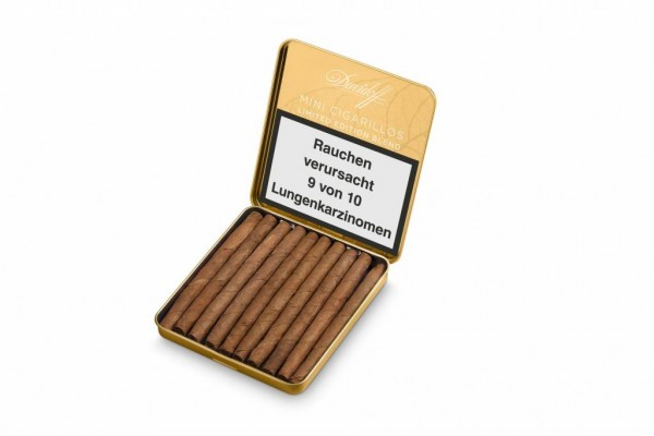 Davidoff Mini Cigarillos (Limited Edition 2016) - 10er Packung