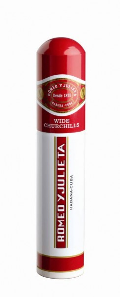 Romeo y Julieta Wide Churchill TUBO