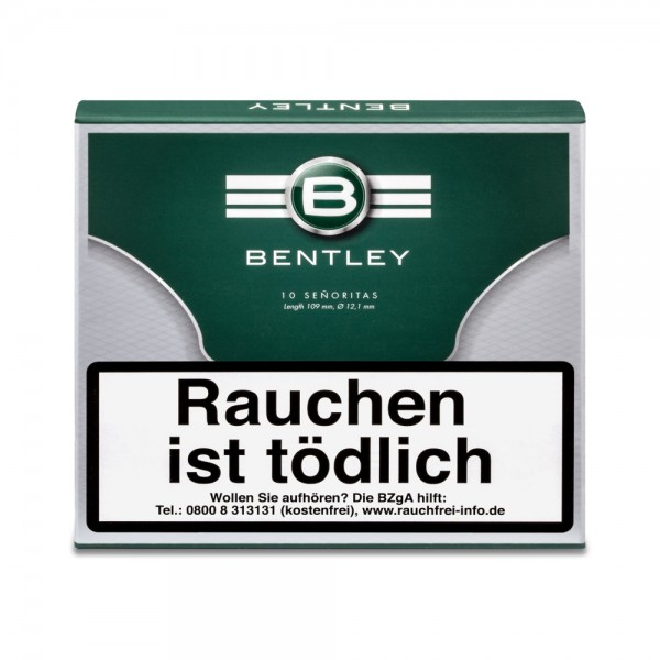 Bentley Senoritas (10er Packung)