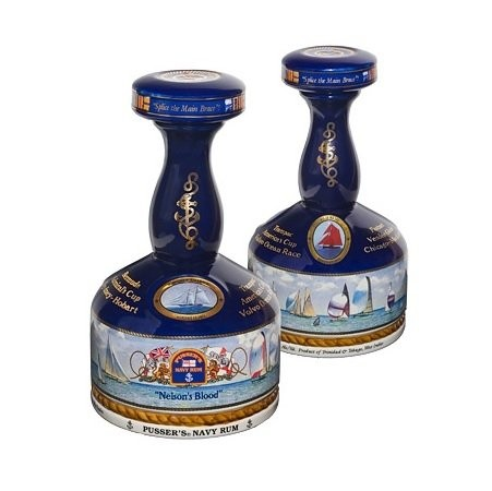 Pusser's Pusser´s British Navy Rum Yachting Ship's Decanter