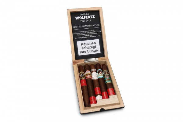 Wolfertz 100 Jahre Limited Edition Sampler