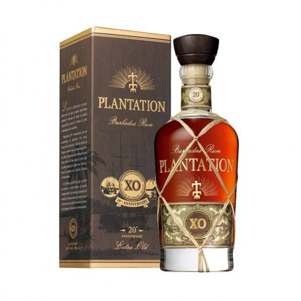 Plantation Plantation Barbados Extra Old 20th Aniversario - Rum